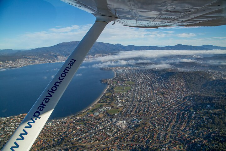 Hobart 1-Hour Learn to Fly Experience
