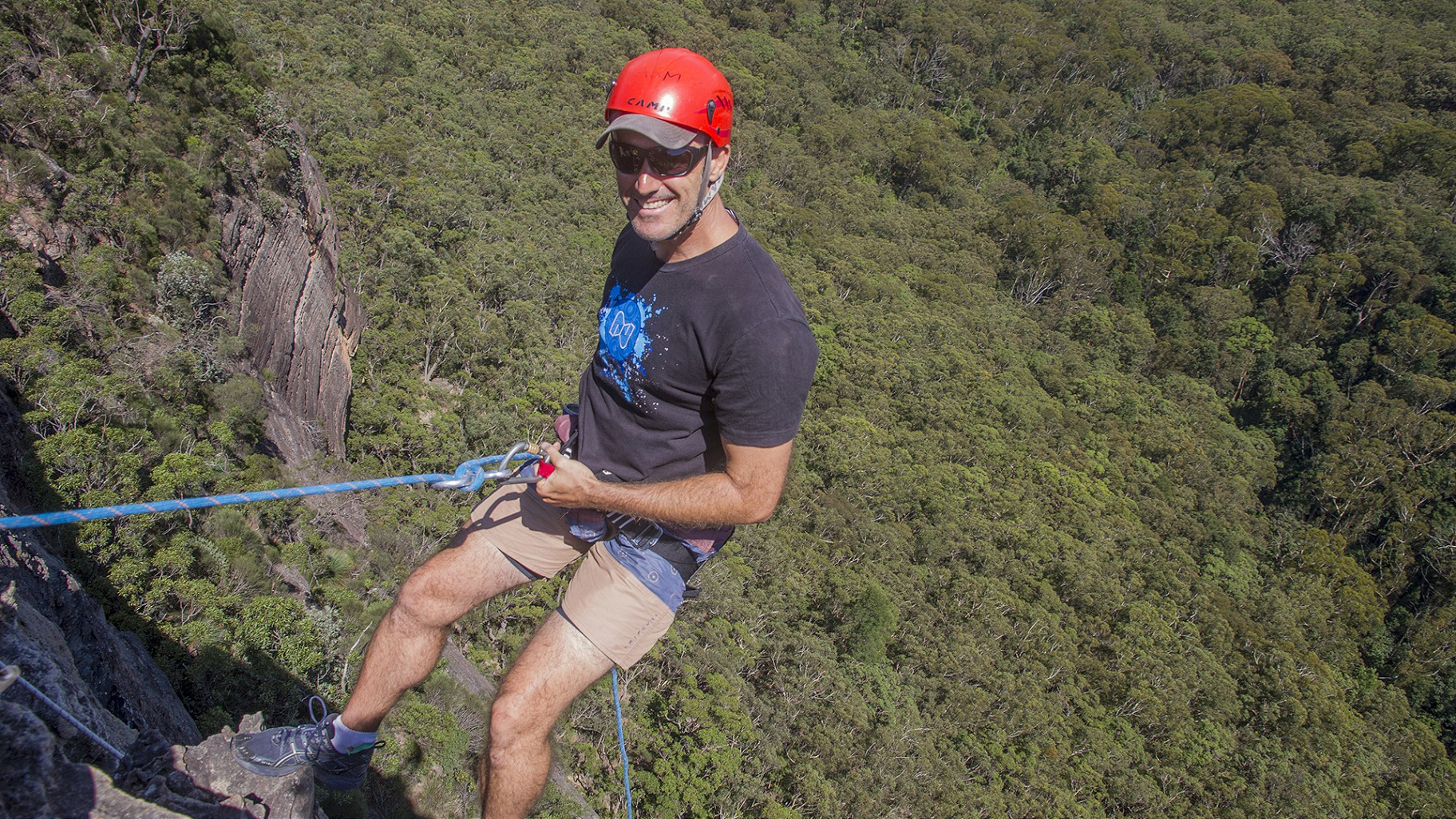 Full Day Abseiling Adventure With Lunch