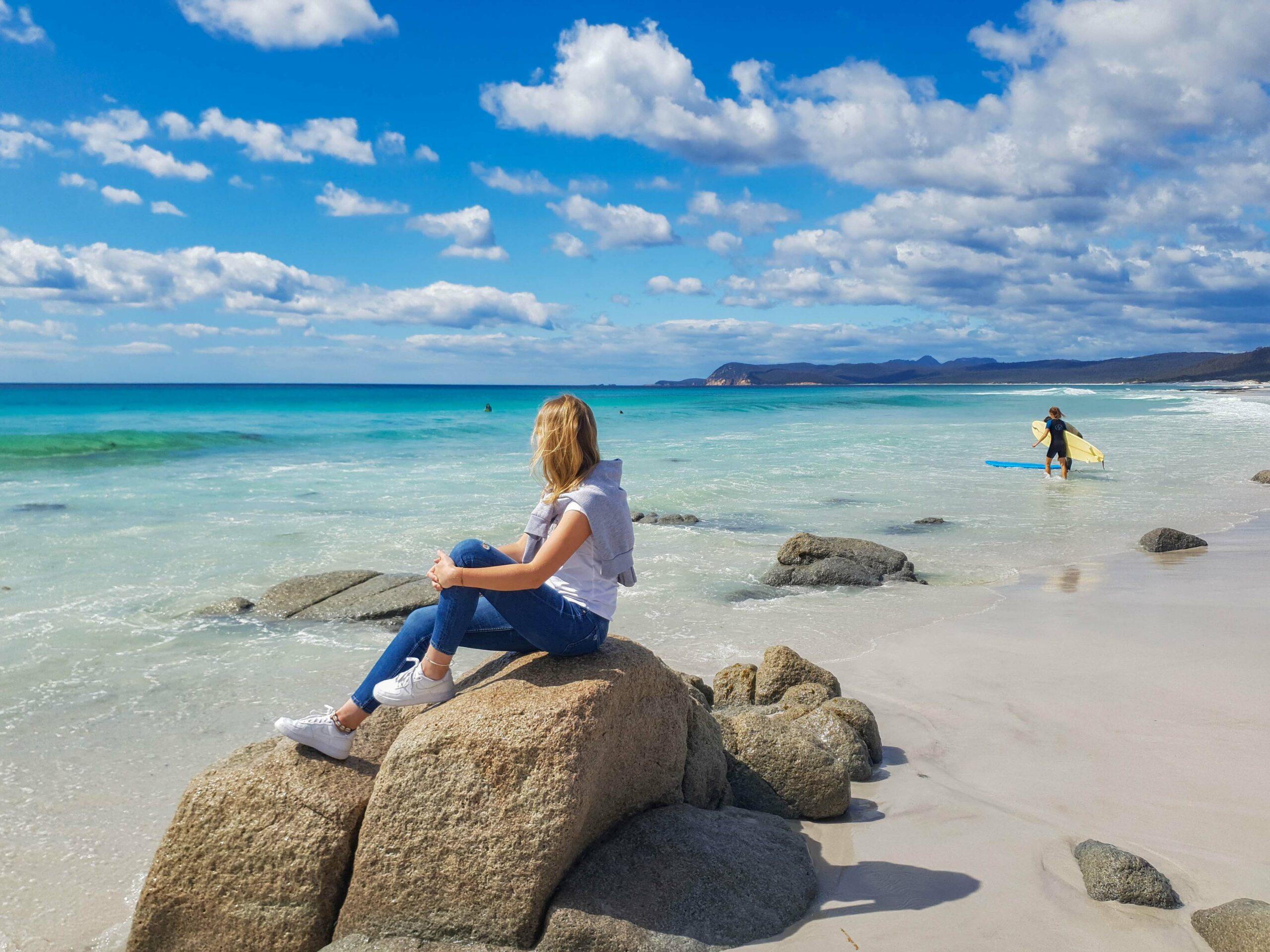Wineglass Bay Discovery - Freycinet NP & Tasmania East Coast Day Tour via Richmond