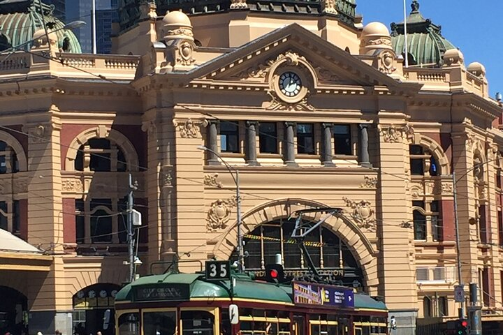 Private Half Day Melbourne City Tour with Local guide