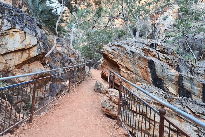 Half-Day Private Charter in West MacDonnell Ranges