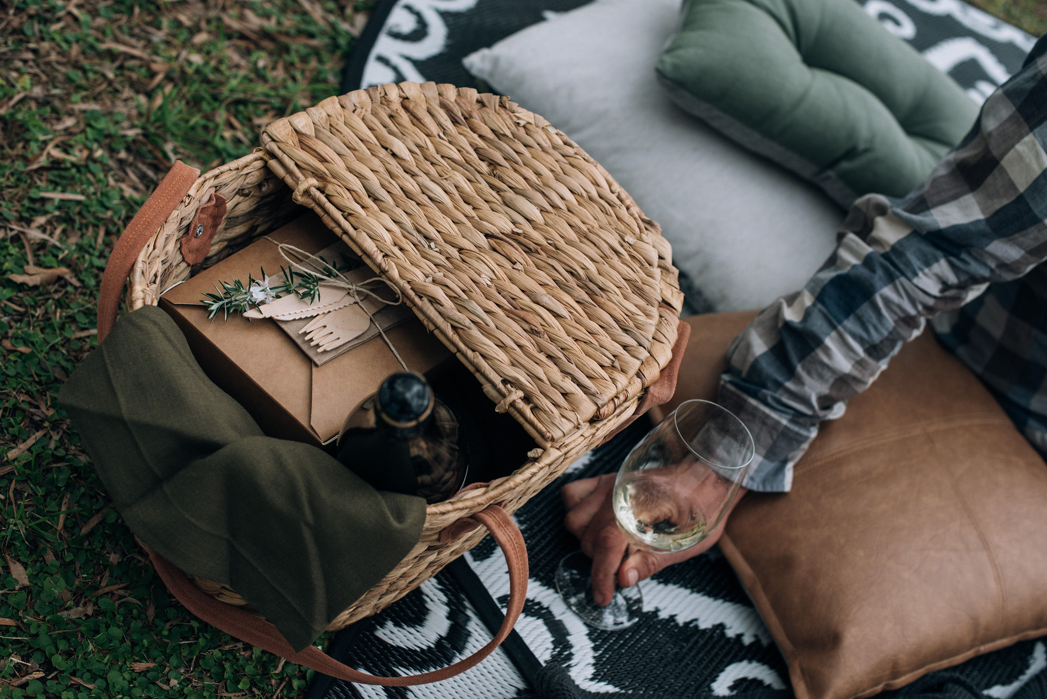 Takeaway Picnic for Two
