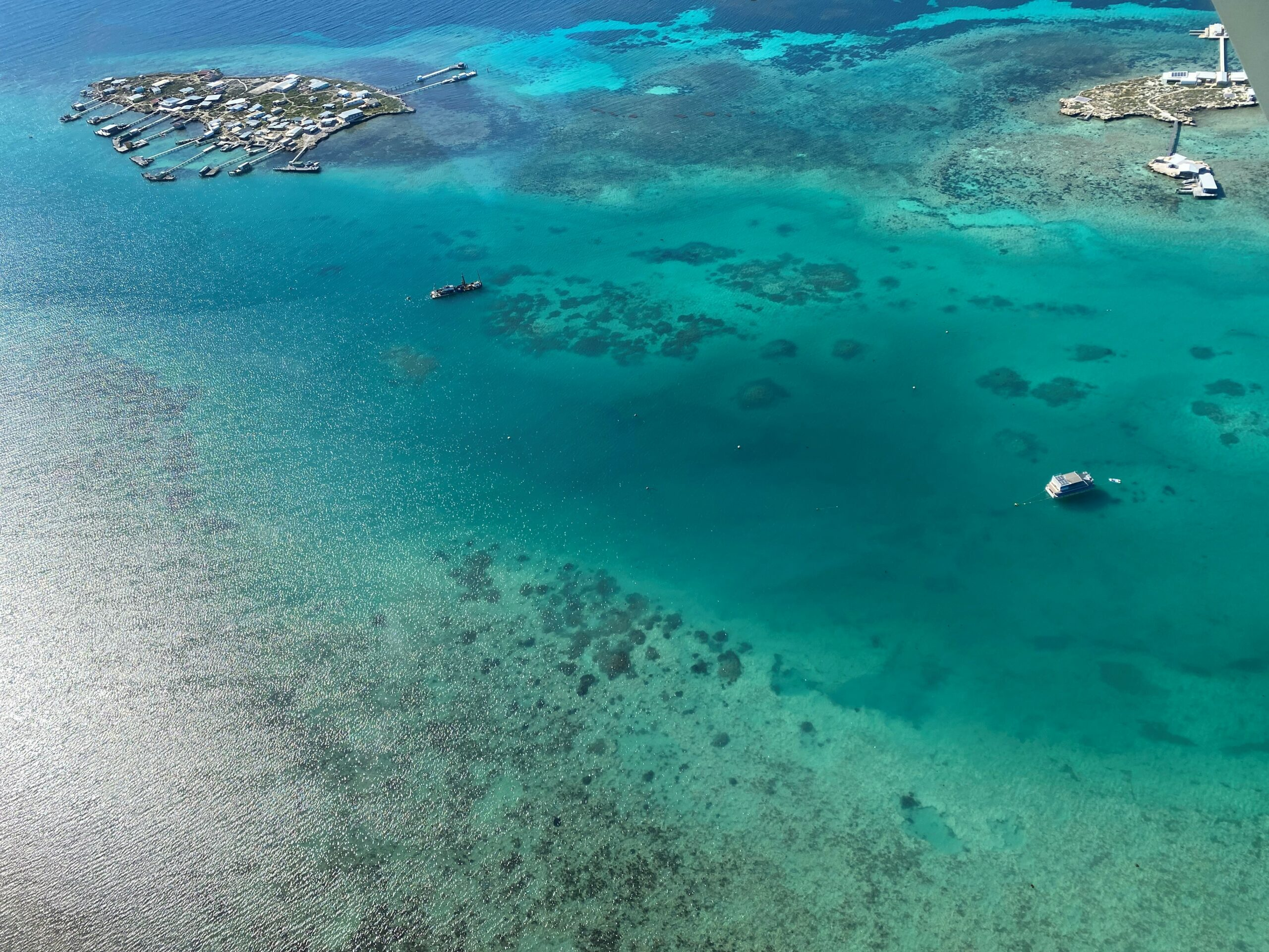 Abrolhos Islands fly-in full-day Experience Tour