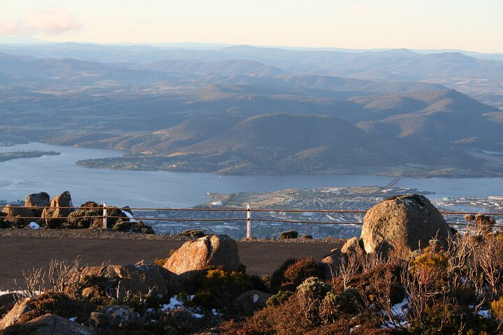 Mt. Wellington, Bonorong and Richmond Day Tour from Hobart